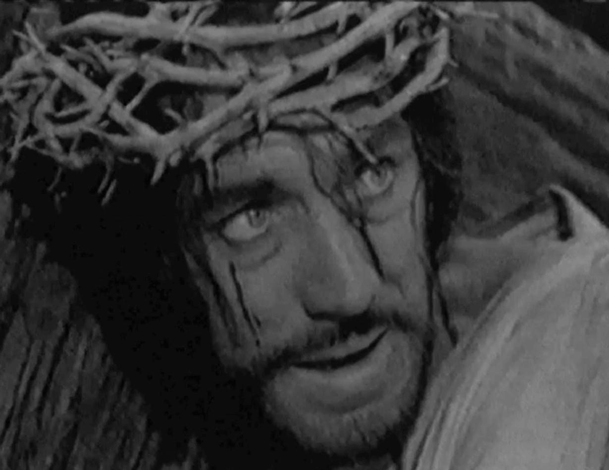 The cross of Jesus