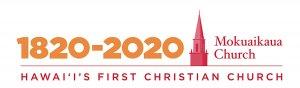 Mokuaikaua Church logo